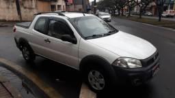 Fiat Strada Working 2015 3 portas Cabine Dupla - 2015