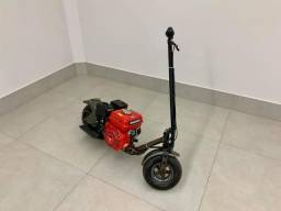 Walk Machine com motor 4 Tempos estacionario 2019