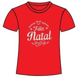Camisetas natalinas