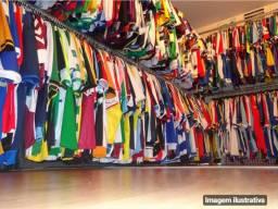 Coleção de Camisas Futebol