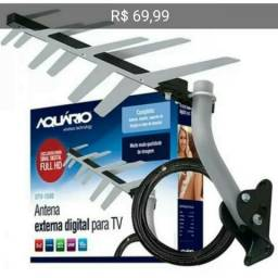 Antena Tv Digital Aquario hd