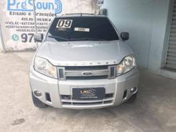 FORD ecosport 1.6 freestyle C/GNV 2009 manual completo - 2009