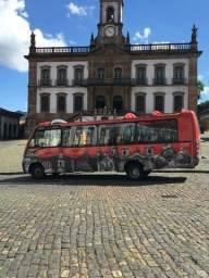 Micro ônibus Panorâmico de Turismo