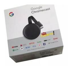 Chromecast3 - Original Pronta Entrega
