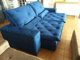 Sofa retratil/reclinavel pra pessoa exigente/ super luxuoso/ de 2499 p/1899