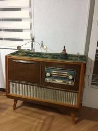 Rádio Vitrola Teleunião - relíquia