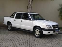 Chevrolet s10 2007 2.8 executive 4x4 cd 12v turbo electronic intercooler diesel 4p manual - 2007