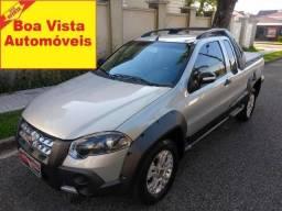 Fiat Strada Adventure 2010 Locker Cabine Estendida . Super Oferta Boa Vista Automóveis - 2010