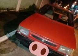 Fiat Uno 86 . toda original. doc leilão - 1986