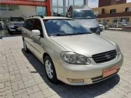 Corolla Fielder SW 1.8/1.8 XEi Flex Aut. - 2006