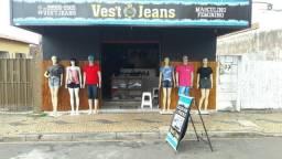 Vendo loja de roupas com ótima clientela