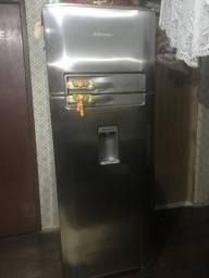 Refrigerador Electrolux Duplex Inox 462L DC50X