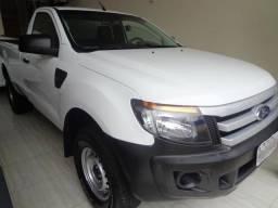 FORD RANGER 2012/2013 2.2 XL 4X4 CS 16V DIESEL 2P MANUAL - 2013