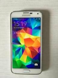 Galaxy s5 4g 16gb braco conplreto 300 pra hoje
