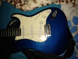 Guitarra + pedalera 700,00!!! Aceito cartao!!!