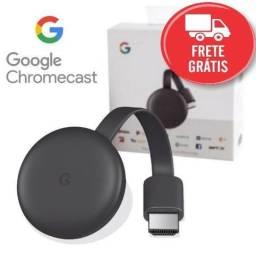 Google Chromecast 3 Hdmi Full Hd 1080p Wifi Original Lacrado