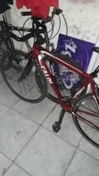 Bicicleta speed caloi sprint 10