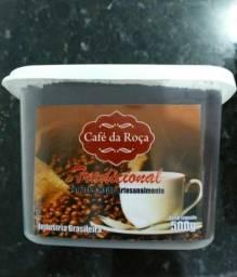 Café Da Roça Torrado E Moído Artesanal - Jiparanaense- 500g