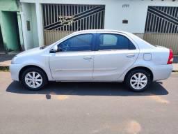 Toyota Etios XLS 1.5 AT 2016/2017 - único dono