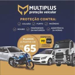 Proteção para seu veículo