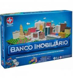Jogo Banco Imobiliário Estrela Original Novo Lacrado