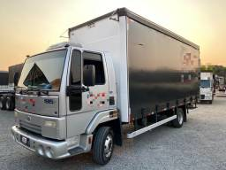 Ford cargo 815 Bau Sider 2011 Lindo Motor Novo
