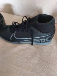 Chuteira futsal Nike mercurial 38