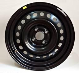 """Rodas (Jogo) de Ferro Aro 16"""" Modelo Kicks Nissan - Concessionária"""