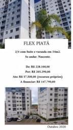 Flex Piatã 2/4 suite