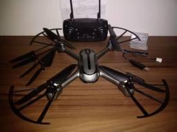 Drone smrc s16 dupla câmera novo promoção