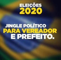 JINGLES POLÍTICO/MÚSICA CAMPANHA ELEITORAL
