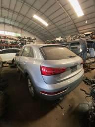 Sucata para retirada de peças- Audi Q3 2018