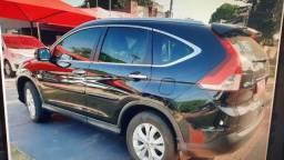 veículo Honda Cr-v modelo EXL 2013 com 57 mil km