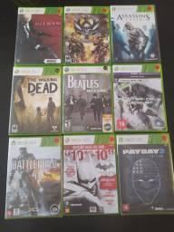 Jogos Xbox 360 originais a partir de 50$