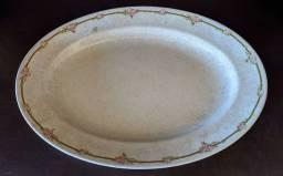 Instagram ? <br>#nido_antiguidades<br>Linda travessa em porcelana antiga Johnson Bros England