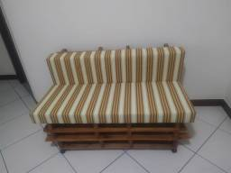 Sofá de paleta