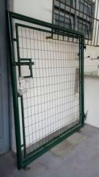 Portão grade