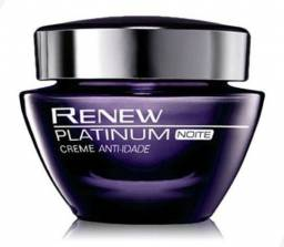 Renew Platinum creme antidade 55+
