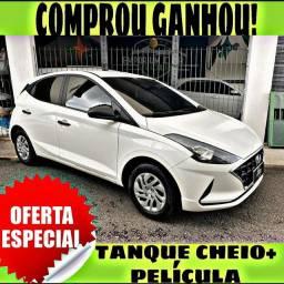 TANQUE CHEIO SO NA EMPORIUM CAR!!! HYUNDAI HB20 1.0 SENSE ANO 2020 COM MIL DE ENTRADA