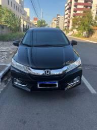 Honda City Ex CVT 15/15 automático