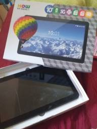 Tablet HOW HT- 1001G go semi novo