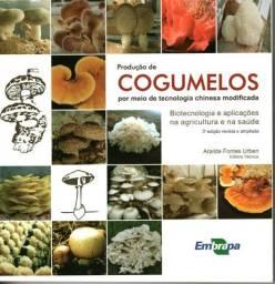 Produção de cogumelos por meio de tecnologia chinesa modificada, 3ª Edição