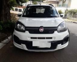 Fiat uno 1.0 flex 2017/2018