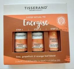 Kit Ritual Energise Tisserand (2x9 ml e 1x10 ml), Florianópolis, SC