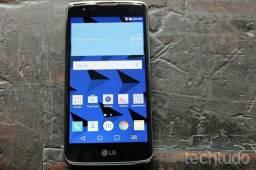 Celular smartphone LG K8 16
