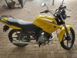 Yamaha Factor ED completa 2014/14 amarela tudo ok