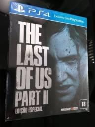 The Last Of Us Part Ii Edição Especial - Ps4 - Mídia Física