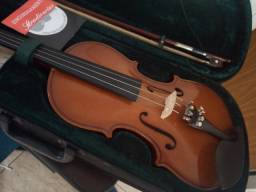 Violino Giannini c/ estojo