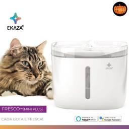 Bebedouro fonte esterilizador purificador de água Wi-Fi cães e gatos Tuya SmartLife