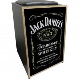 Cajon acústico Jaguar - Jack Daniel's NOVO
